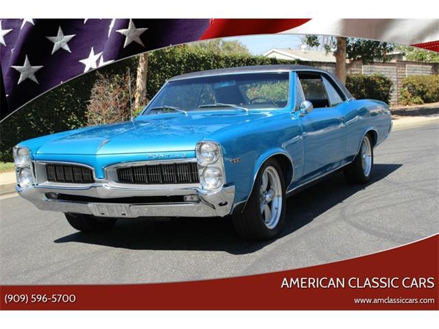 1967 Pontiac Tempest (CC-1310869) for sale in La Verne, California