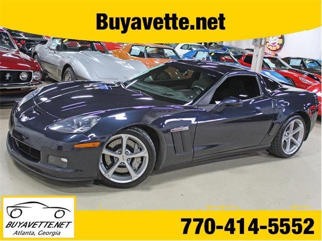 2013 Chevrolet Corvette (CC-1310870) for sale in Atlanta, Georgia