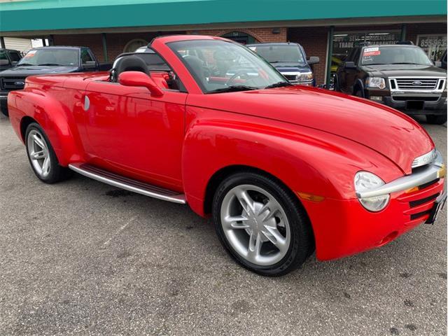 2004 Chevrolet SSR (CC-1318735) for sale in Greensboro, North Carolina