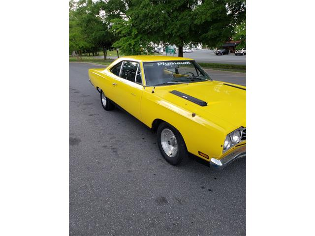 1969 Plymouth Road Runner (CC-1318746) for sale in West Pittston, Pennsylvania