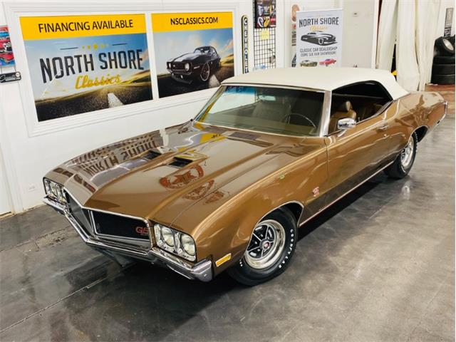 1970 Buick Gran Sport (CC-1318754) for sale in Mundelein, Illinois