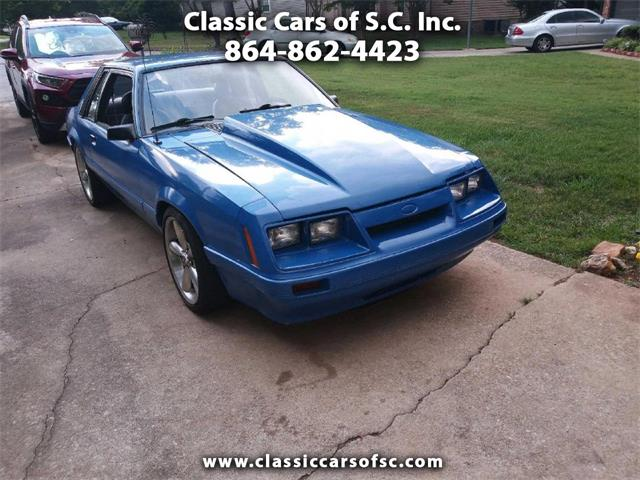 1986 Ford Mustang (CC-1318757) for sale in Gray Court, South Carolina