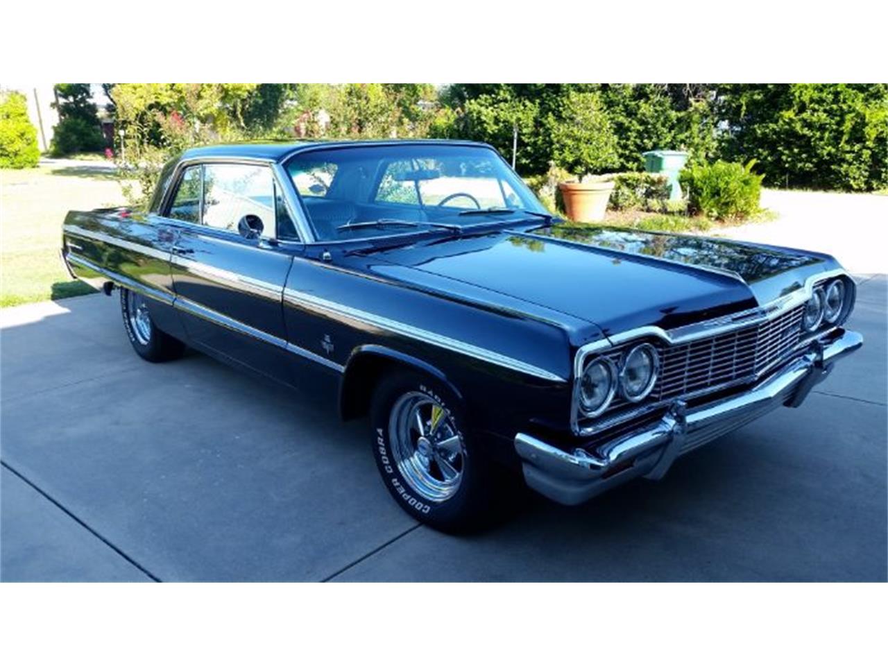 1964 Chevrolet Impala (CC-1318760) for sale in Cadillac, Michigan