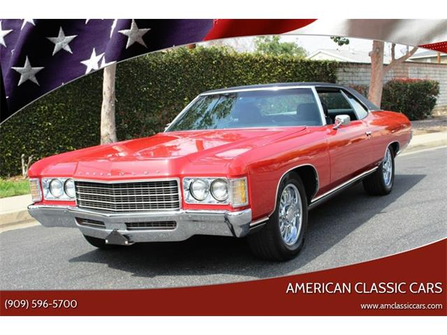 1971 Chevrolet Impala (CC-1318774) for sale in La Verne, California