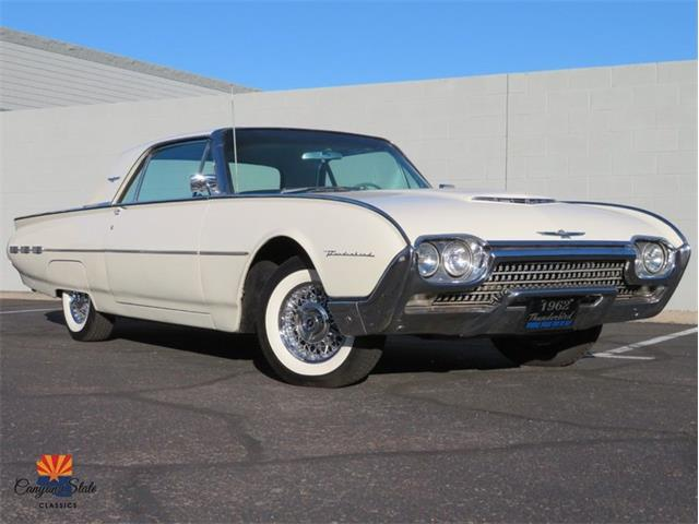 1962 Ford Thunderbird (CC-1318785) for sale in Tempe, Arizona