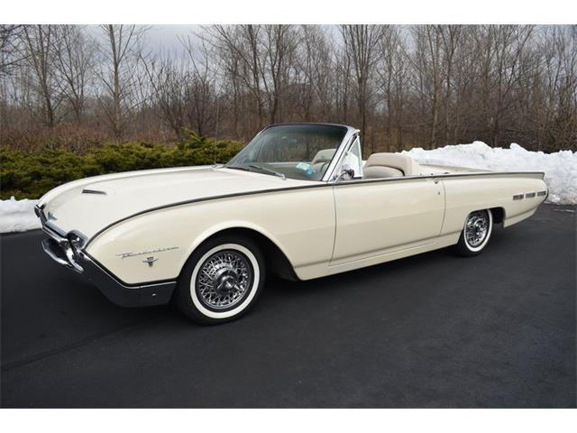 1962 Ford Thunderbird (CC-1318789) for sale in Elkhart, Indiana
