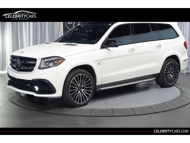 2017 Mercedes-Benz GLS-Class (CC-1318798) for sale in Las Vegas, Nevada