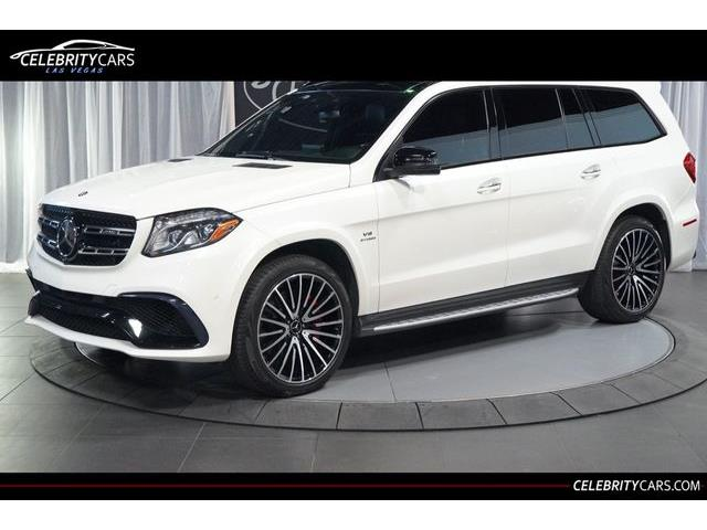 2017 Mercedes-Benz GLS-Class (CC-1318798) for sale in Las Vegas, Nevada