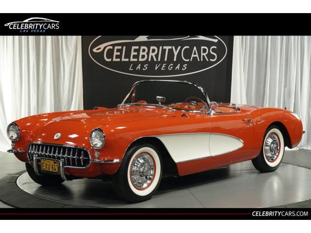 1957 Chevrolet Corvette (CC-1318800) for sale in Las Vegas, Nevada