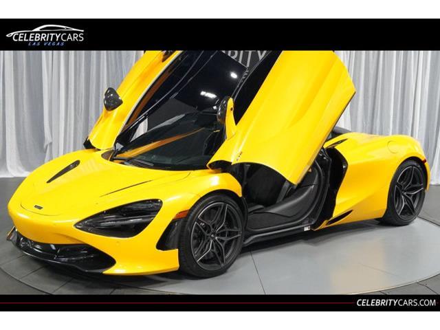 2019 McLaren 720S (CC-1318801) for sale in Las Vegas, Nevada