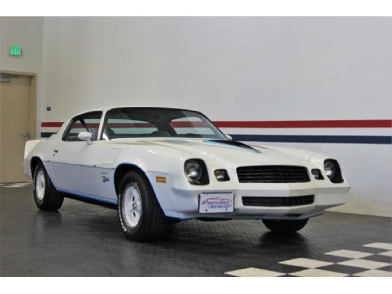 1978 Chevrolet Camaro (CC-1318803) for sale in San Ramon, California
