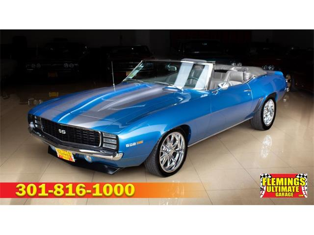 1969 Chevrolet Camaro (CC-1310881) for sale in Rockville, Maryland