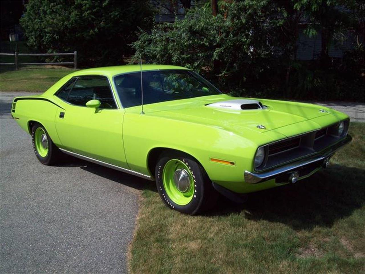 1970 Plymouth Barracuda For Sale Classiccars Com Cc 1318814