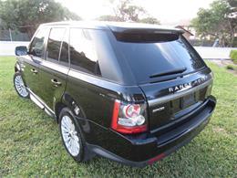 2012 Land Rover Range Rover Sport (CC-1318816) for sale in Delray Beach, Florida