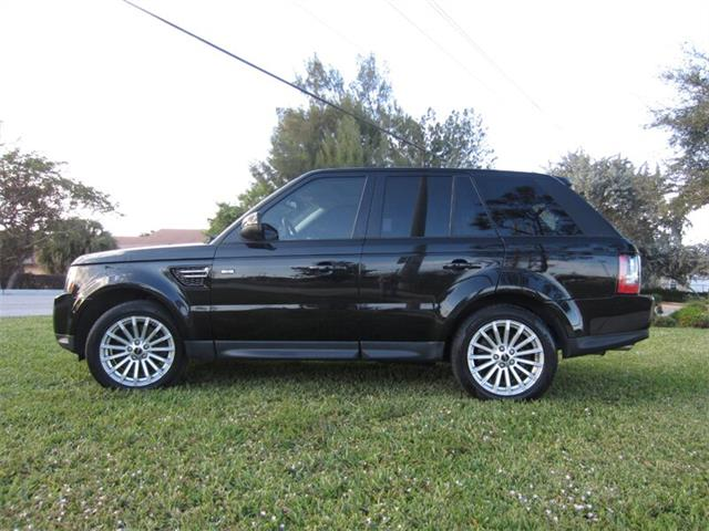 2012 Land Rover Range Rover Sport (CC-1318816) for sale in Delray Beach, Florida