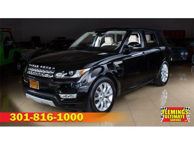 2016 Land Rover Range Rover (CC-1310882) for sale in Rockville, Maryland