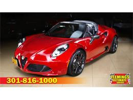 2016 Alfa Romeo 4C (CC-1310883) for sale in Rockville, Maryland