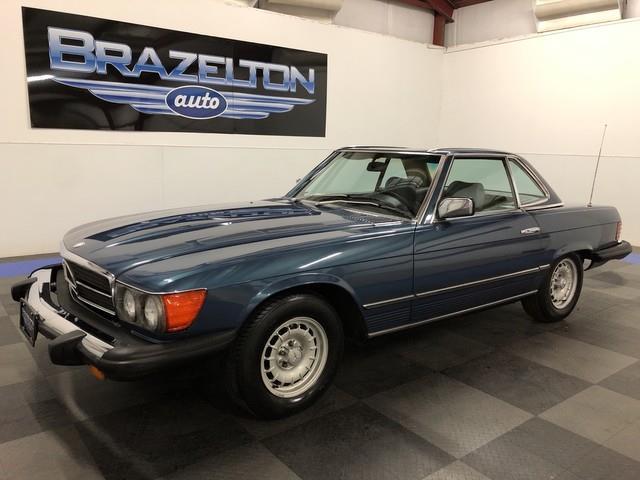 1980 Mercedes-Benz 450SL (CC-1318834) for sale in Houston, Texas