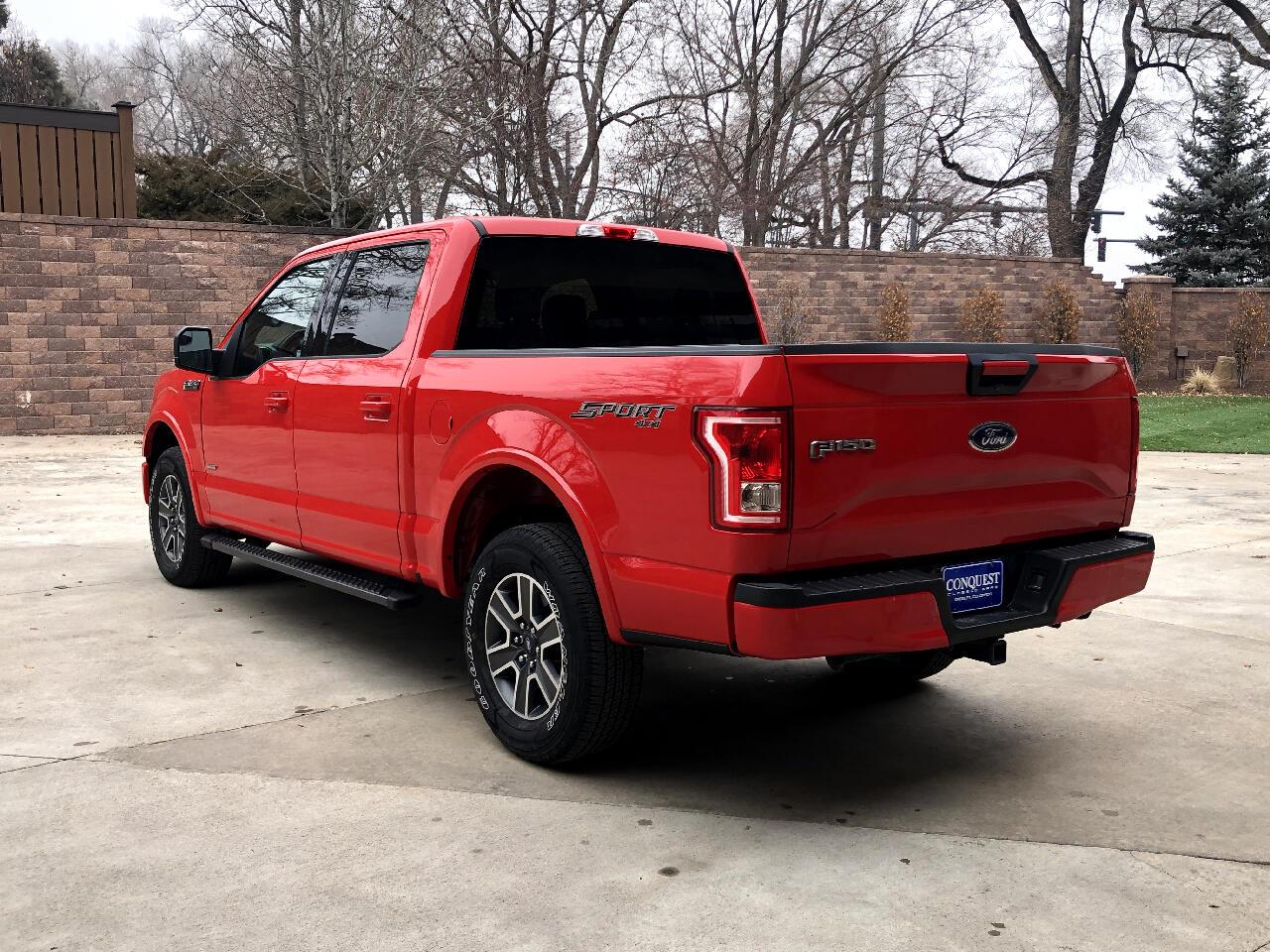 2016 Ford F150 (CC-1318840) for sale in Greeley, Colorado