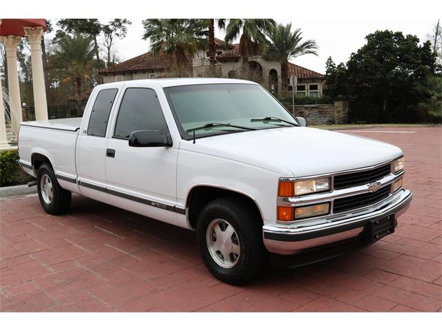 1997 Chevrolet C/K 1500 (CC-1318849) for sale in Conroe, Texas