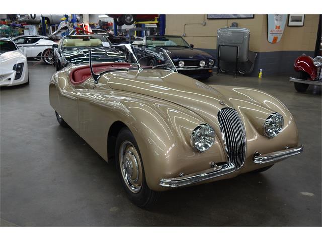 1952 Jaguar XK120 (CC-1318853) for sale in Huntington Station, New York