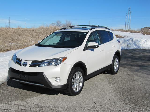 2013 Toyota Rav4 (CC-1318856) for sale in Omaha, Nebraska