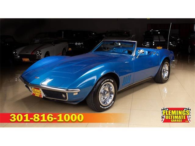 1968 Chevrolet Corvette (CC-1310887) for sale in Rockville, Maryland