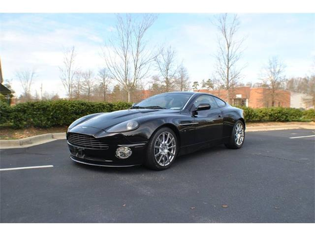 2006 Aston Martin V12 (CC-1310890) for sale in Charlotte, North Carolina