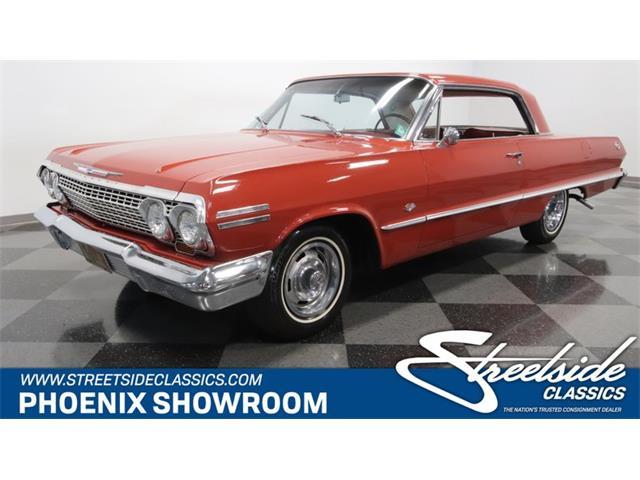 1963 Chevrolet Impala (CC-1318908) for sale in Mesa, Arizona