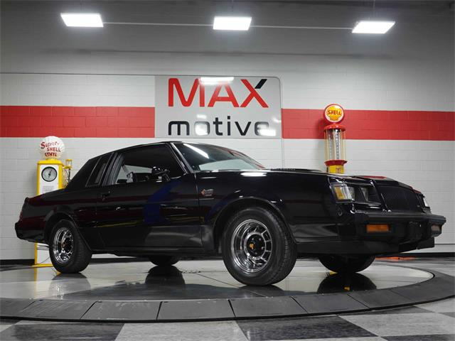 1987 Buick Grand National (CC-1318910) for sale in Pittsburgh, Pennsylvania