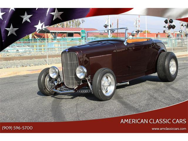 1932 Ford Roadster (CC-1318941) for sale in La Verne, California
