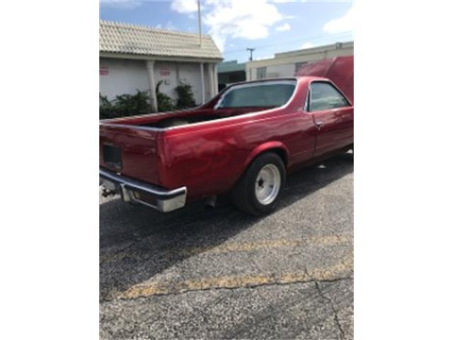 1981 Chevrolet El Camino (CC-1318944) for sale in Miami, Florida