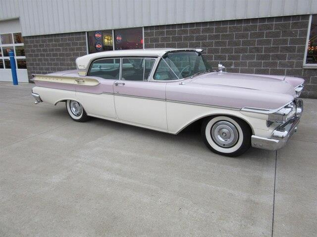 1957 Mercury Turnpike (CC-1310895) for sale in Greenwood, Indiana