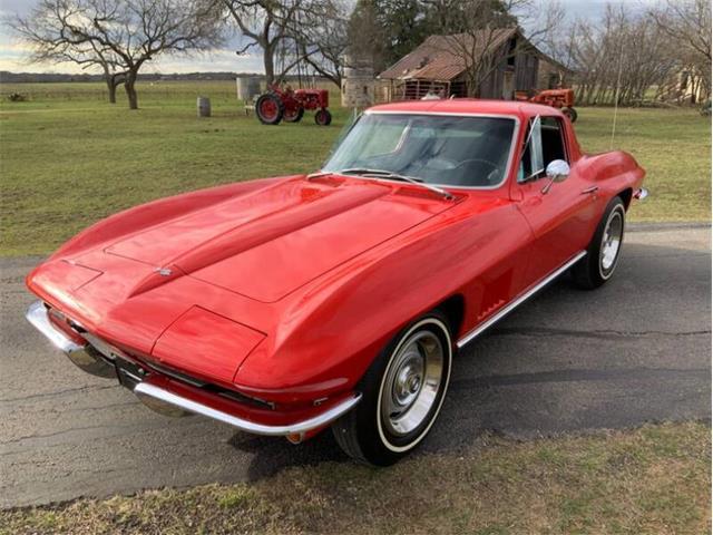 1967 Chevrolet Corvette (CC-1318952) for sale in Fredericksburg, Texas