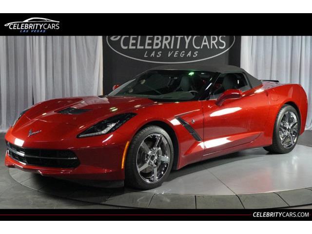 2015 Chevrolet Corvette (CC-1318960) for sale in Las Vegas, Nevada