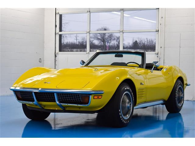 1972 Chevrolet Corvette (CC-1318966) for sale in Springfield, Ohio