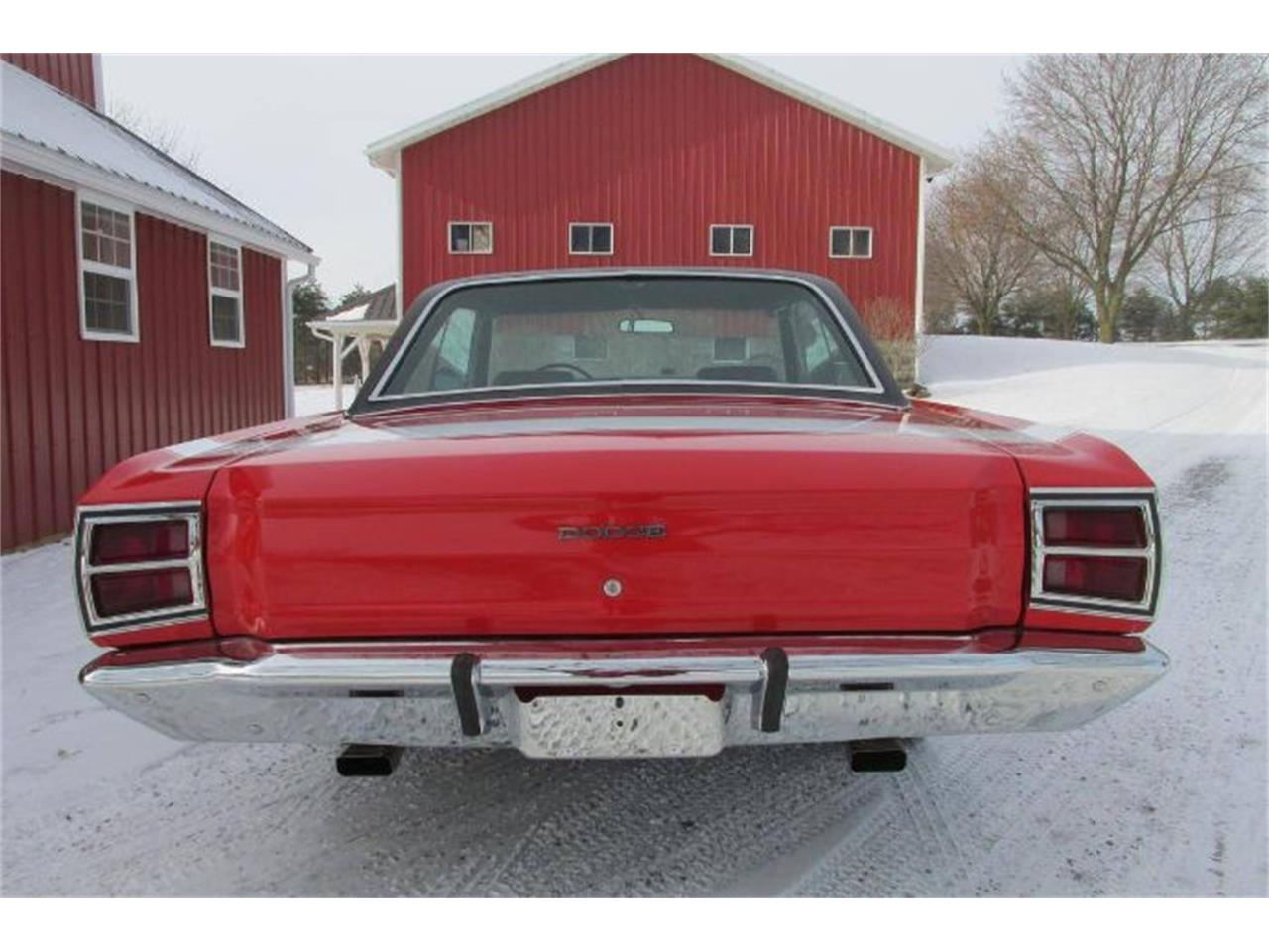 1969 Dodge Dart (CC-1318977) for sale in Cadillac, Michigan