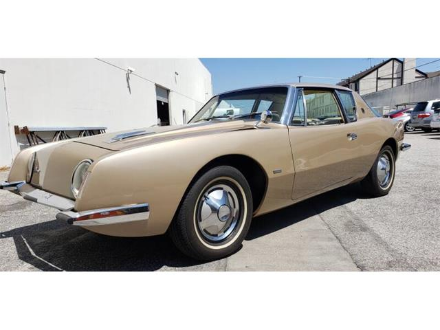 1963 Studebaker Avanti (CC-1318980) for sale in San Luis Obispo, California