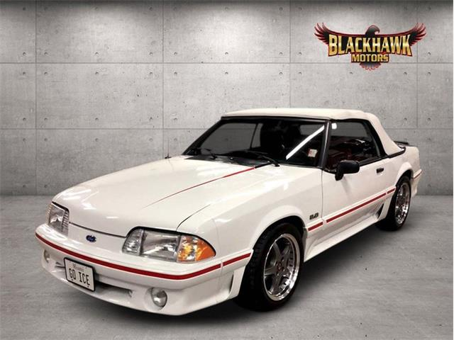 1991 Ford Mustang (CC-1318987) for sale in Gurnee, Illinois
