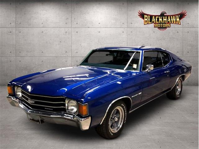 1972 Chevrolet Chevelle (CC-1318989) for sale in Gurnee, Illinois