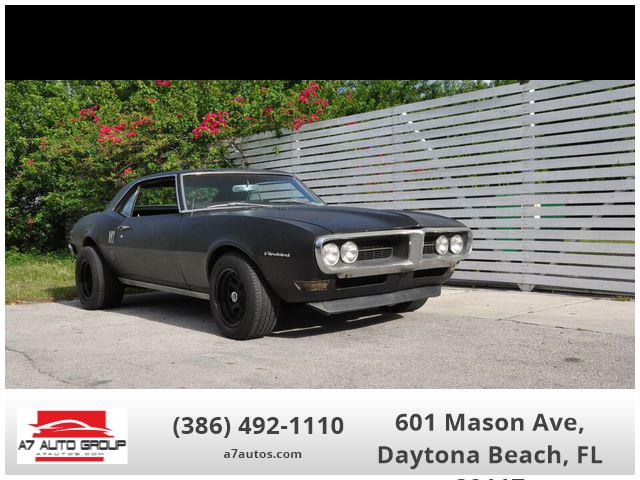1968 Pontiac Firebird (CC-1318991) for sale in Holly Hill, Florida