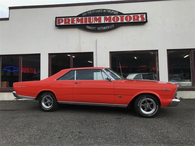 1966 Ford Galaxie (CC-1318993) for sale in Tocoma, Washington