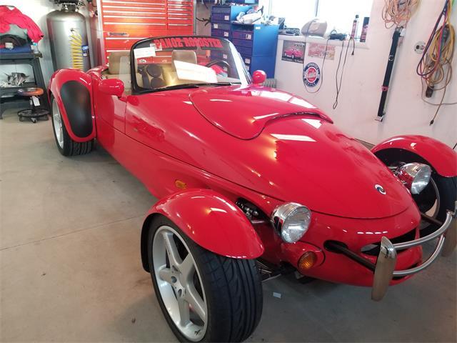 1997 Panoz AIV Roadster