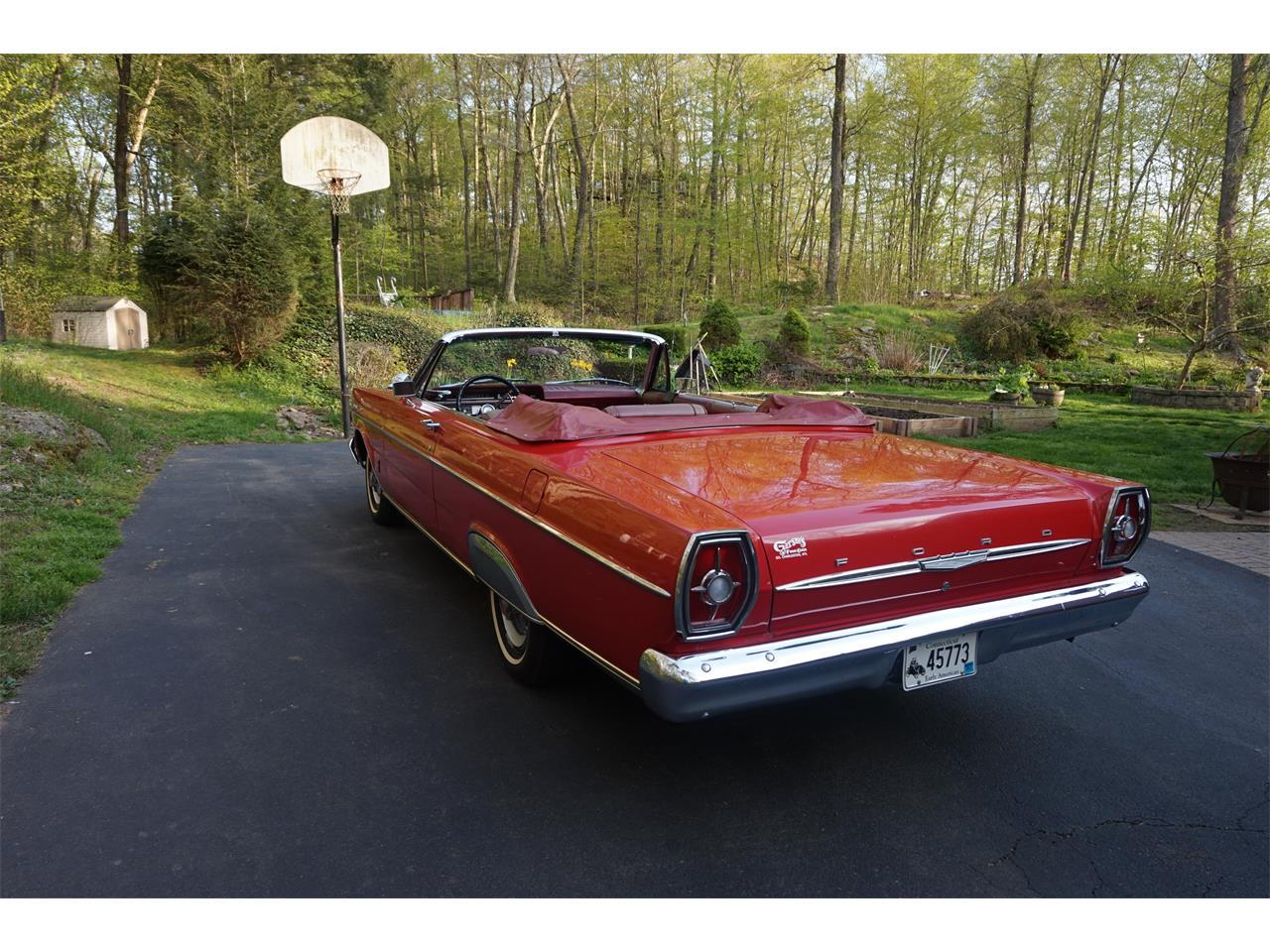 1965 Ford Galaxie 500 (CC-1319000) for sale in North Branford, Connecticut