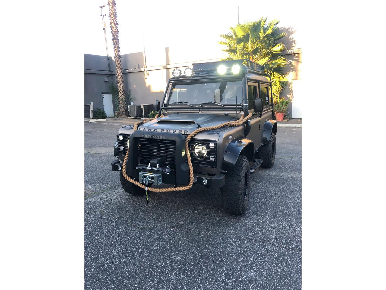 1989 Land Rover Defender (CC-1319011) for sale in Los Angeles, California