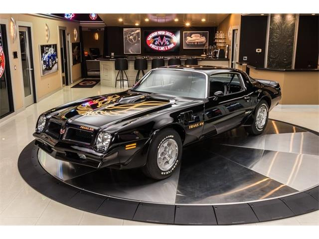 1976 Pontiac Firebird Trans Am (CC-1319042) for sale in Plymouth, Michigan