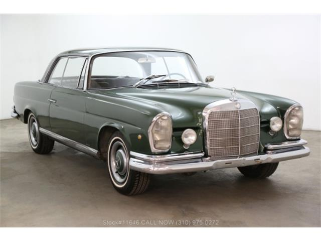 1967 Mercedes-Benz 250SE (CC-1319047) for sale in Beverly Hills, California