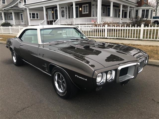 1969 Pontiac Firebird (CC-1319069) for sale in Milford City, Connecticut