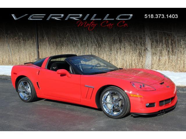 2010 Chevrolet Corvette (CC-1319075) for sale in Clifton Park, New York