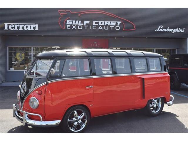 1966 Volkswagen Bus (CC-1319079) for sale in Biloxi, Mississippi